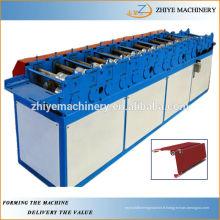 Machines à fabriquer des portes à volets roulants