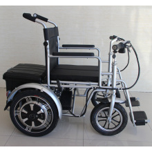 Popular Scooter plegable de la movilidad Disable la silla de ruedas (FP-EMS06)