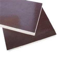 Poplar /Birch/ Hardwood Core Film Faced Plywood