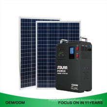 Promotional Unique Portable Solar Generator 150W 20W