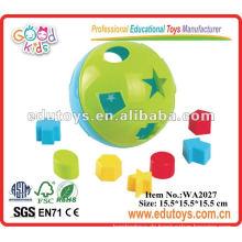 3D Plastik Puzzle Ball Baby Spielzeug