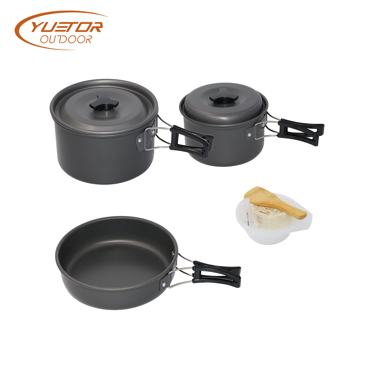9PCS Cookware Sets