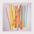 Wedding Decoration Biodegradable Color Paper Straw