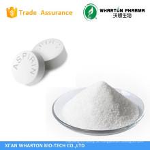 China fornecer alta qualidade e bom preço aspirina em pó