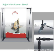 Adjustable Banner Stand