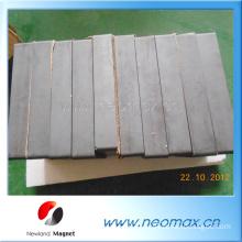 barium ferrite block magnet 6x4x1