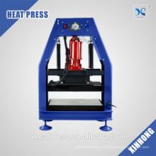 FJXHB5-Н1 12Ton высокого давления Гидровлический двойной отопление канифоли пресс