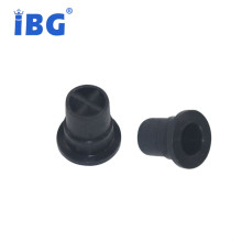 Heat Resistance Black Silicone Rubber Check Valve