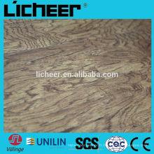 Revêtement de sol en bois imité intérieur / facile plancher stratifié