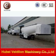 Tri-Axles 60cbm / 60m3 / 60000L Massenpulver-Tanker-Anhänger für den Kongo