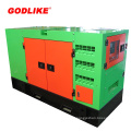 New Chinese Engine Super Silent Diesel Generator Set with Ce/ISO 25kVA/20kw