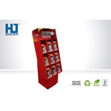 Retail Store 350g Ccnb Corrugated Cardboard Display Stand For Electronic Product