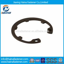 Китайский производитель Лучшая цена din984 Пружинные стопорные кольца из нержавеющей стали с наконечниками для использования в отверстиях / внутренних стопорных кольцах