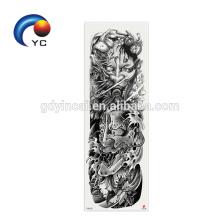 Autocollant de tatouage de haute qualité pour la décoration sexy masculine et féminine
