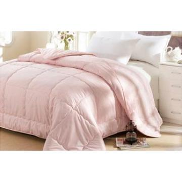 Microfibre Polyester Soft Feeling Solid Printed Quilt Set