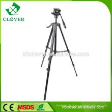 Único pé profissional leve tripé câmera telescópica