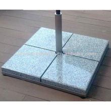 Patio umbrella granite base