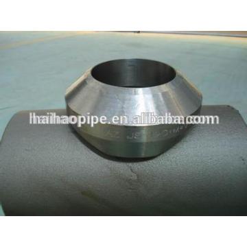 saddle carbon steel outlet