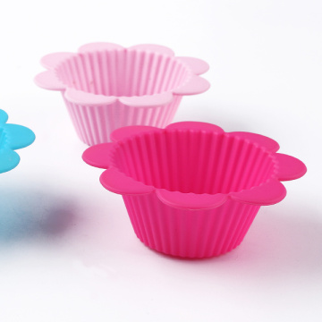 Stampo per dolci in silicone Mini Beautiful Flower