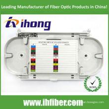Bac d'épissure à fibre optique à 24 ports
