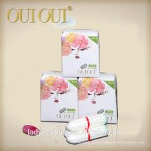 Wholesale women herbal organic cotton digital tampon manufacturers