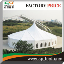 Personalized clear span tents for events 20x29m for 400-600 people