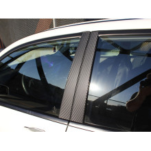 Carbon Fiber Car Window Guards