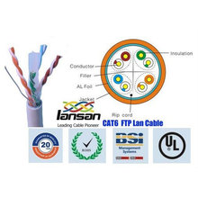 ul listed cat 6 network cables cross 305 meters OEM available