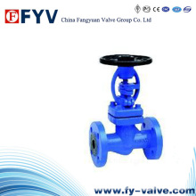 API F304L Bellow Sealed Stop Valve