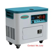 Bn5800-ха Молчком воздух-Охлаженный дизель-генераторов 5кВт 168f