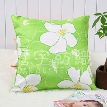 Printed Micro Suede for Indoor Cushion Covers