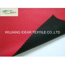 Bonded tela feita malha para mala de tecido de tecido de poliéster ripstop