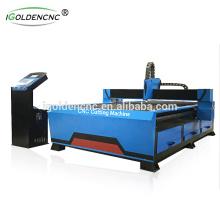 la máquina para corte de metales del plasma del CNC más barata