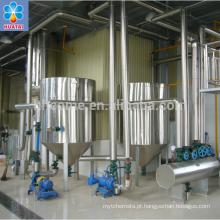 Qualidade do óleo mesmo com a refinaria de óleo de palma Malásia 100T / D