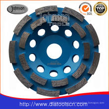 125mm Double Row Cup Wheel