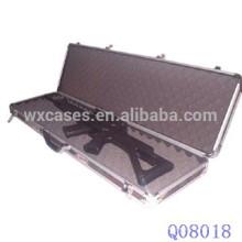 caja de arma militar de aluminio con espuma interior fabricante caliente vender