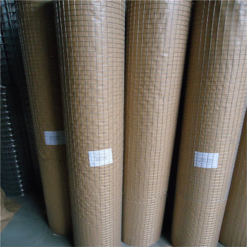 Gulungan Wire Mesh Galvanized Hot-Dipped