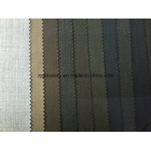 Stripe Wool Fabric in Ready Stock