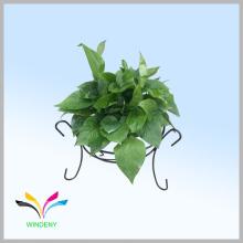 Custom Indoor Garden Suporte de flor de ferro de metal