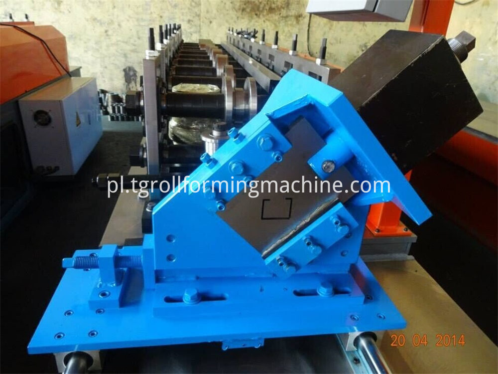 Ceiling Light Channel Roll Forming Machine