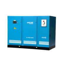Oil Free 250KW Industrial Rotary Screw Air Compressor