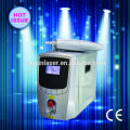 Nd yag laser Q-switched Permanent Eyeliner & Tattoo Removal Device