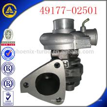 49177-02501 Turbocompressor ME187208 para Mitsubishi 4D56