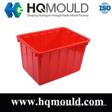 Molde de injeção plástica para caixa de armazenamento de grande capacidade