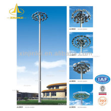 Стоячие осветительные столбы