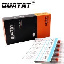 Cartucho de aguja de tatuaje de alta calidad QUATAT membrana Excelente calidad