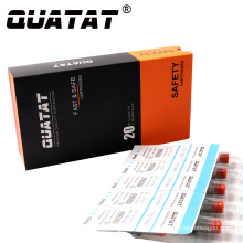 High Quality QUATAT Membrane tattoo needle cartridge Excellent Quality