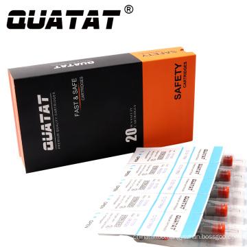 High Quality QUATAT Membrane tattoo needle cartridge Excellent Quality