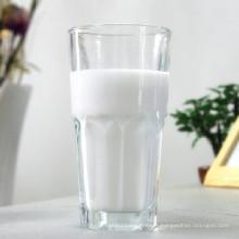 450ml Coupe de boissons Coupe d'eau en verre Coupe de verre Milke
