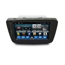 Android 4.4.2 четырехъядерный автомобиль DVD,Поддержка Bluetooth,зеркало ссылка,видеорегистратор,игры,двойной зоны,swc для Сузуки-Балено